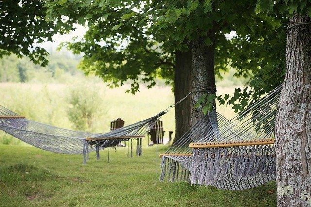 Conseil d'achat d'un hamac. Quel hamac choisir pour le jardin, l'intérieur ou le bivouac en nature ou au camping.